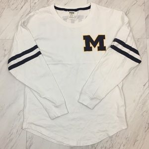 Victoria's Secret PINK Michigan Sweatshirt